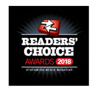 2018 Streaming Media Readers' Choice Awards