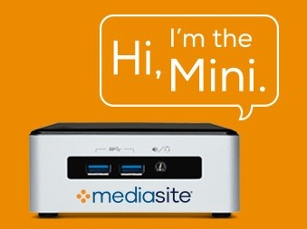 Meet the Mediasite RL Mini, Proving Great Lecture Capture Comes in Small Packages