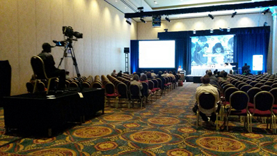 Sonic Foundry Live Streams Education Technology Conference, BbWorld 2014
