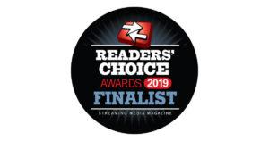 Readers Choice Award 2019 Finalist